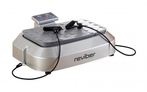 Reviber Plus vibrációs tréner otthoni kondigép